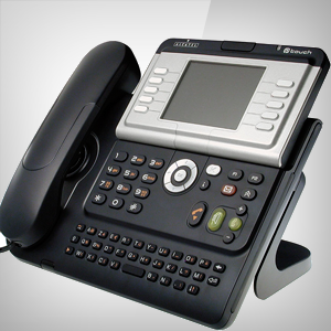 PICTURE OF THE ALCATEL 4039 DIGITAL HANDSET