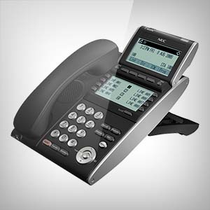 The NEC DT730 ITL DESI-LESS IP HANDSET